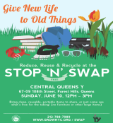 Stop 'n' Swap at the Central Queens Y
